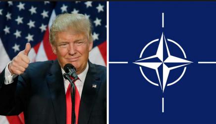 Тръмп рискува да отблъсне съюзниците от НАТО