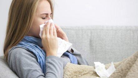 В пет града са регистрирани случаи на грип у нас