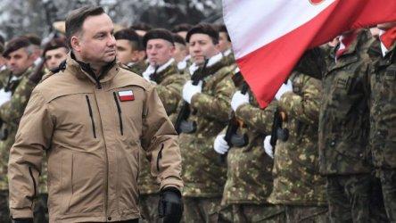 Москва обвини полската съпротива по време на войната, че е избивала евреи и украинци
