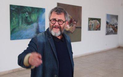 Отиде си художникът Андрей Даниел