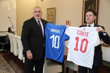Борисов и Конте се разбрали да смажат виновните за отпадъците от Италия