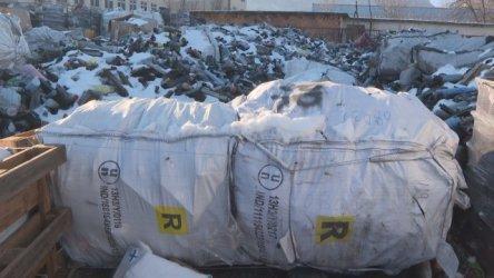 Откритият в Бургас боклук не е токсичен