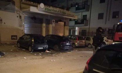 Две бомби избухнаха за две седмици в италианския град Фоджа
