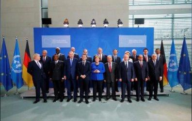 Международната конференция за Либия започна в Берлин