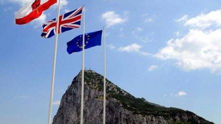 Гибралтар се готви с нежелание да свали знамето на ЕС