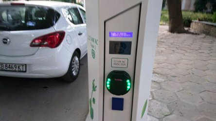 Доставчикът на ток ЕВН влиза в бизнеса със зареждане на електромобили