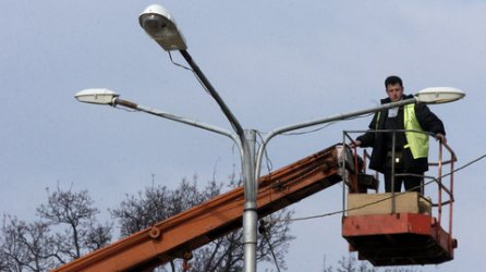 Удължава се кандидатстването на общини за 8.2 млн. евро за улично осветление