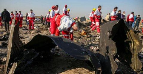 Киев поиска от Техеран да му предаде черните кутии на сваления самолет