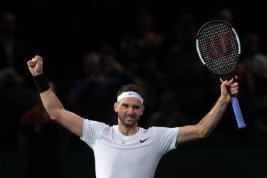 Григор Димитров започва срещу 51-я в света на Australian Open