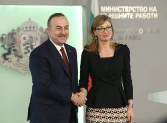 Анкара приветства ролята на България в ЕС
