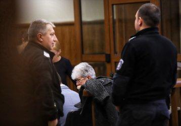 Спецсъдът остави Нено Димов за постоянно в ареста