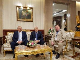 Борисов търси газ за хъба и в Египет (Снимки и видео)