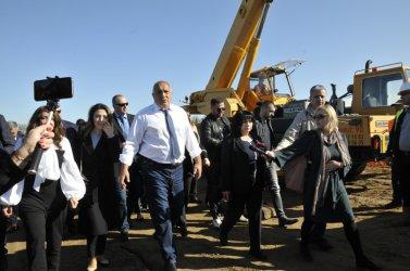 Трасето за газовата връзка с Гърция още се подготвя за строежа