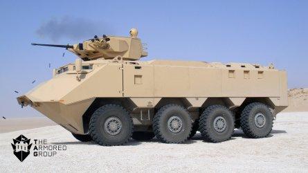 Компания от САЩ предлага на България съвместна продажба на бронирани машини в Европа