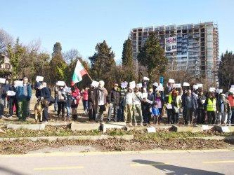 Протест срещу презастрояването във Варна