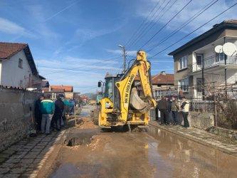 Пропиляната 2019 г. за иначе неотложни ВиК ремонти в Перник