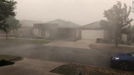 В Австралия заваля дъжд в районите, засегнати от пожари