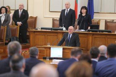 """ГЕРБ с """"две ръце"""" избра Ревизоро за министър и настоя за поскъпване на водата"""