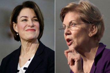 """""""Ню Йорк таймс"""" подкрепя две кандидатури за президентската номинация на демократите"""
