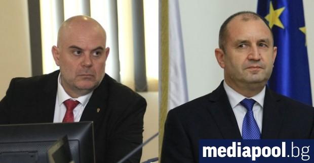 Главният прокурор Иван Гешев направи странен коментар ден, след като