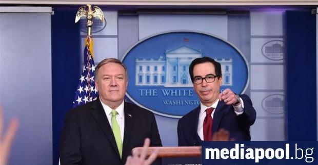Съединените щати въведоха нови санкции срещу Иран в отговор на