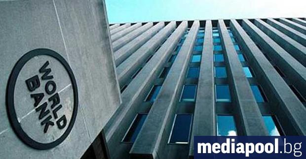 Световната банка прогнозира скромен икономически растеж за тази година, предадоха