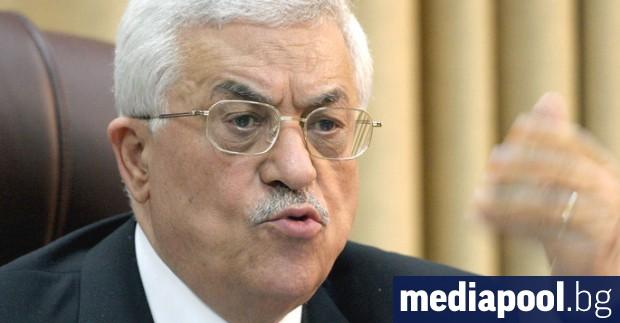 Палестинският президент Махмуд Абас ще посети Ню Йорк в близко