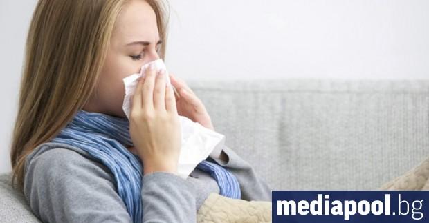 В пет града са регистрирани случаи на грип у нас.