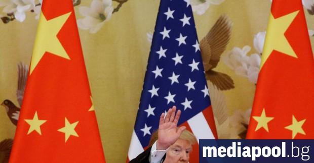 Президентът на САЩ Доналд Тръмп увери американските фермери, че търговската