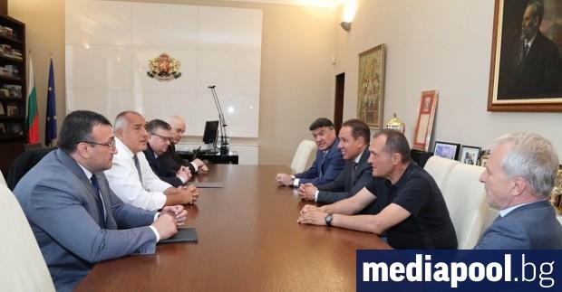 След като години наред правителствата на Бойко Борисов толерираха разрастването