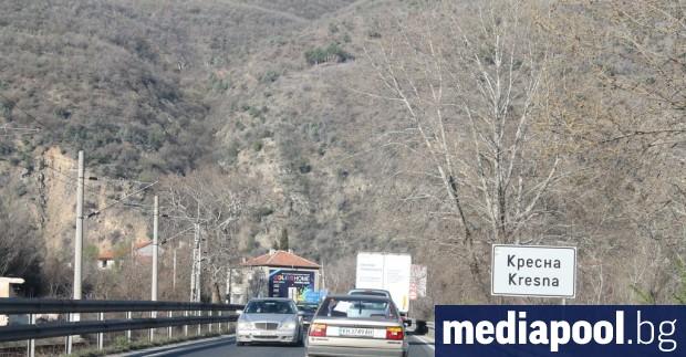 България няма да строи магистралата през Кресненското дефиле засега. Проектът