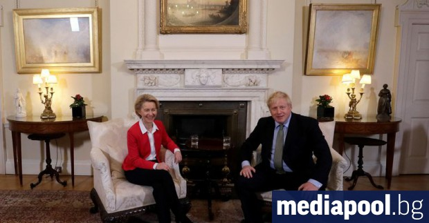 Британският премиер Борис Джонсън е имал положителна среща с председателката