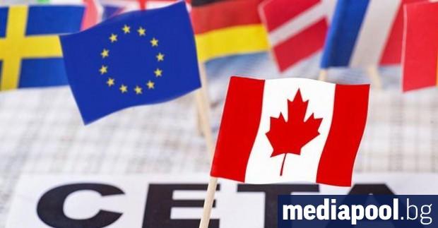 Парламентът одобри на първо четене Законопроекта за ратифициране на Всеобхватното
