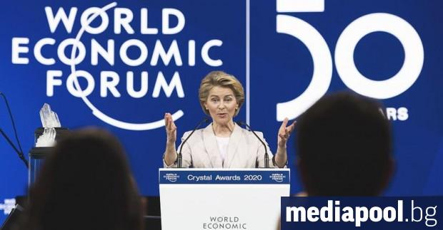 Председателката на Европейската комисия (ЕК) Урсула фон дер Лайен предупреди