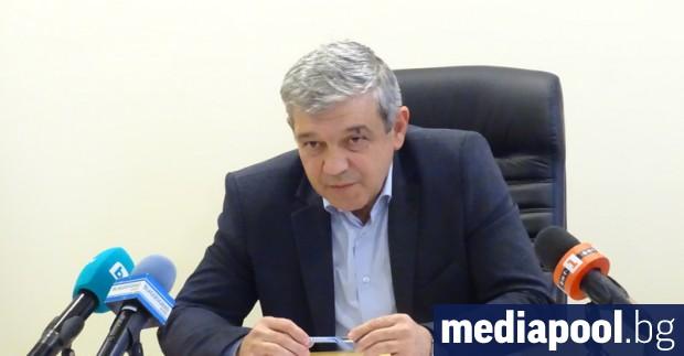 Избраният преди няколко месеца кмет на Благоевград Румен Томов е