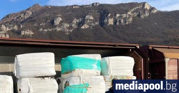 Снимка: Боклуци от Италия идват в България през фирмата на македонец