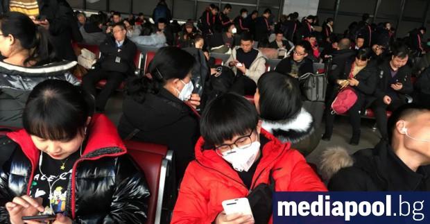 Китай обяви трети смъртен случай и близо 140 нови случая