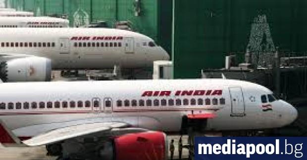 Индийското правителство обяви търг за придобиване на губещия авиопревозвач