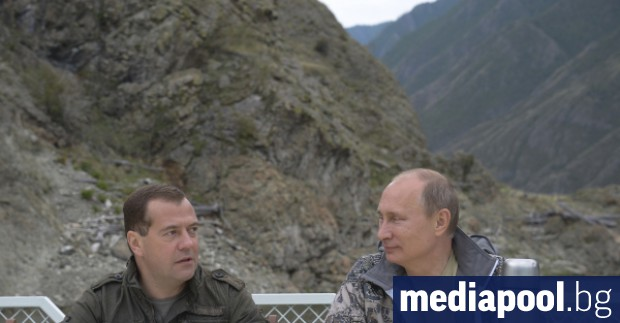Руското правителство, оглавено о
