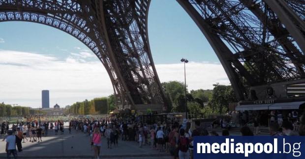 Населението на Франция към 1 януари тази година надхвърля 67