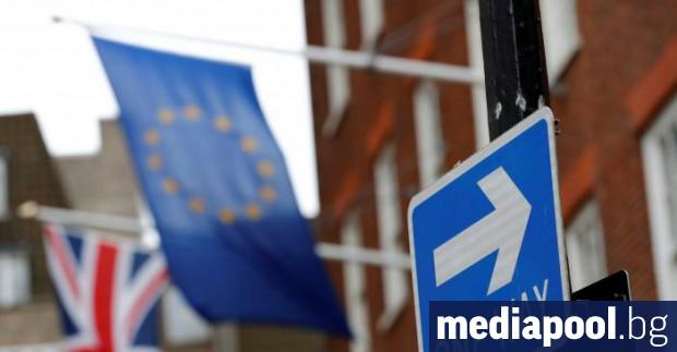 Великобритания направи още стъпка към напускане на ЕС на 31