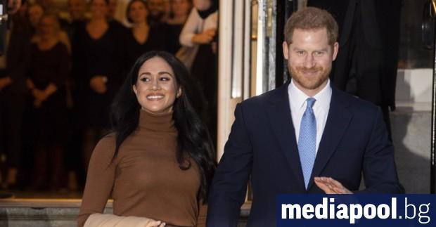 Принц Хари е заминал вчера от Обединеното кралство за Канада,