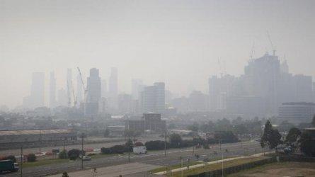 Заради пожарите въздухът в Мелбърн бе обявен за най-лошия в света