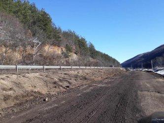 """Започна строежът на магистралния участък от ГКПП """"Калотина"""" до Драгоман"""