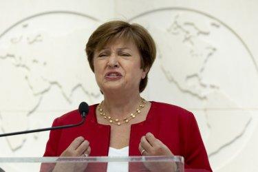 Кристалина Георгиева: Коронавирусът излага на риск възстановяването на световната икономика