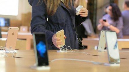 """""""Епъл"""" глобена с 25 млн. евро заради влошени от ъпдейти устройства"""