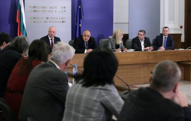 Тол системата тръгва с гратисен период до 27 март по разпореждане на Борисов