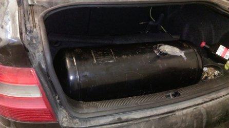МВР подлуди шофьорите с глоби за газови уредби (видео)