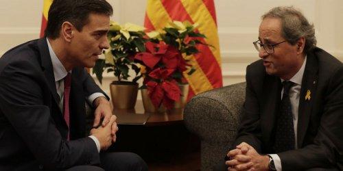 Идната седмица започва диалог между Мадрид и каталунските сепаратисти