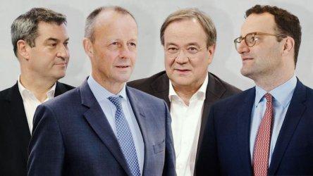 Надпреварата кой да стане приемник на Меркел започна
